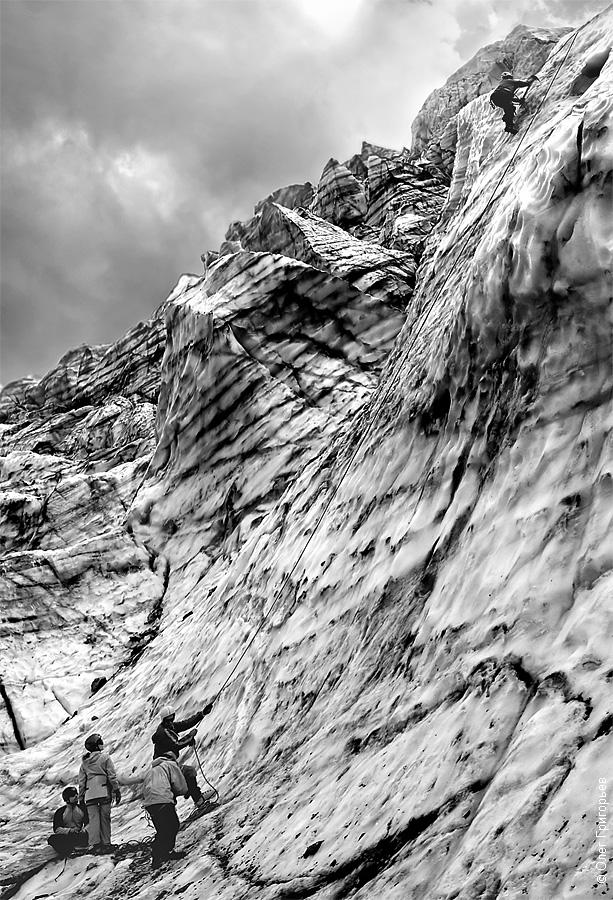 Отчет о восхождении на Эльбрус - фото 16